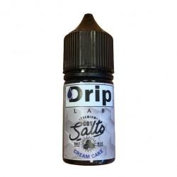 Drip Salt Cream Cake